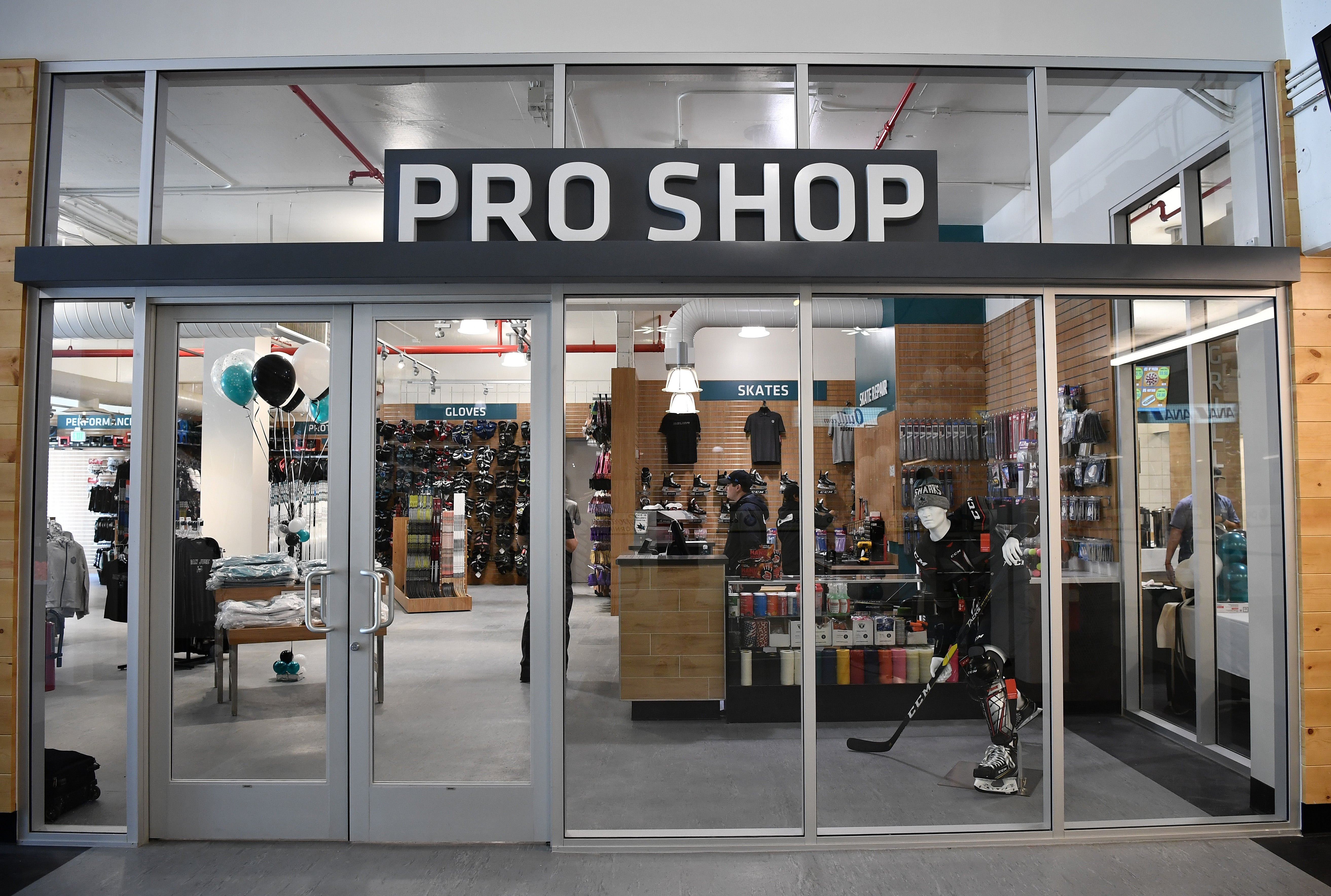 c629e529453 Take a look inside our brand new Sharks Pro Shop